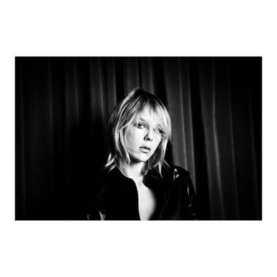 . Edie Campbell, YSL Beauty