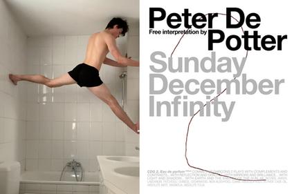 . Peter de Potter x CDG