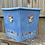 Thumbnail: Small blue toadstool pot