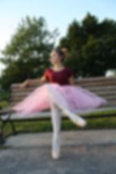 Cours de danse ballet à Terrebonne