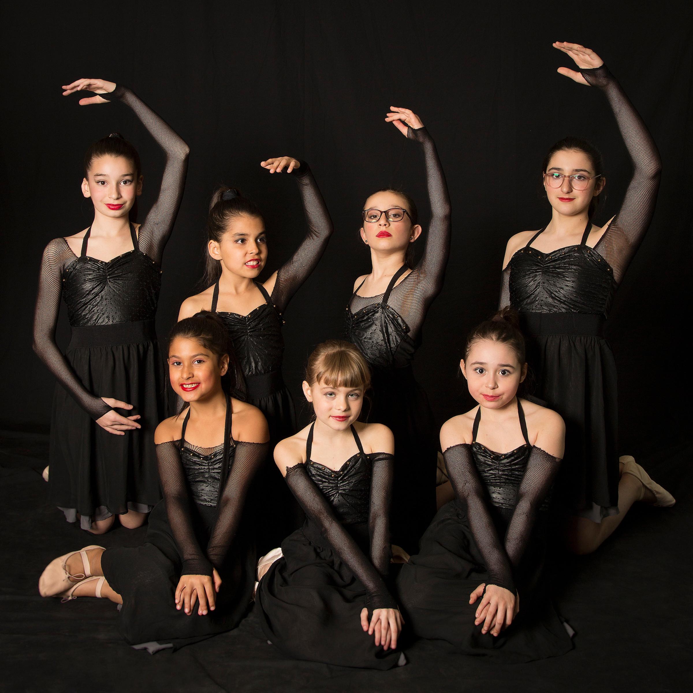 Ballet Classique Niveau 2 (7 ans et +)