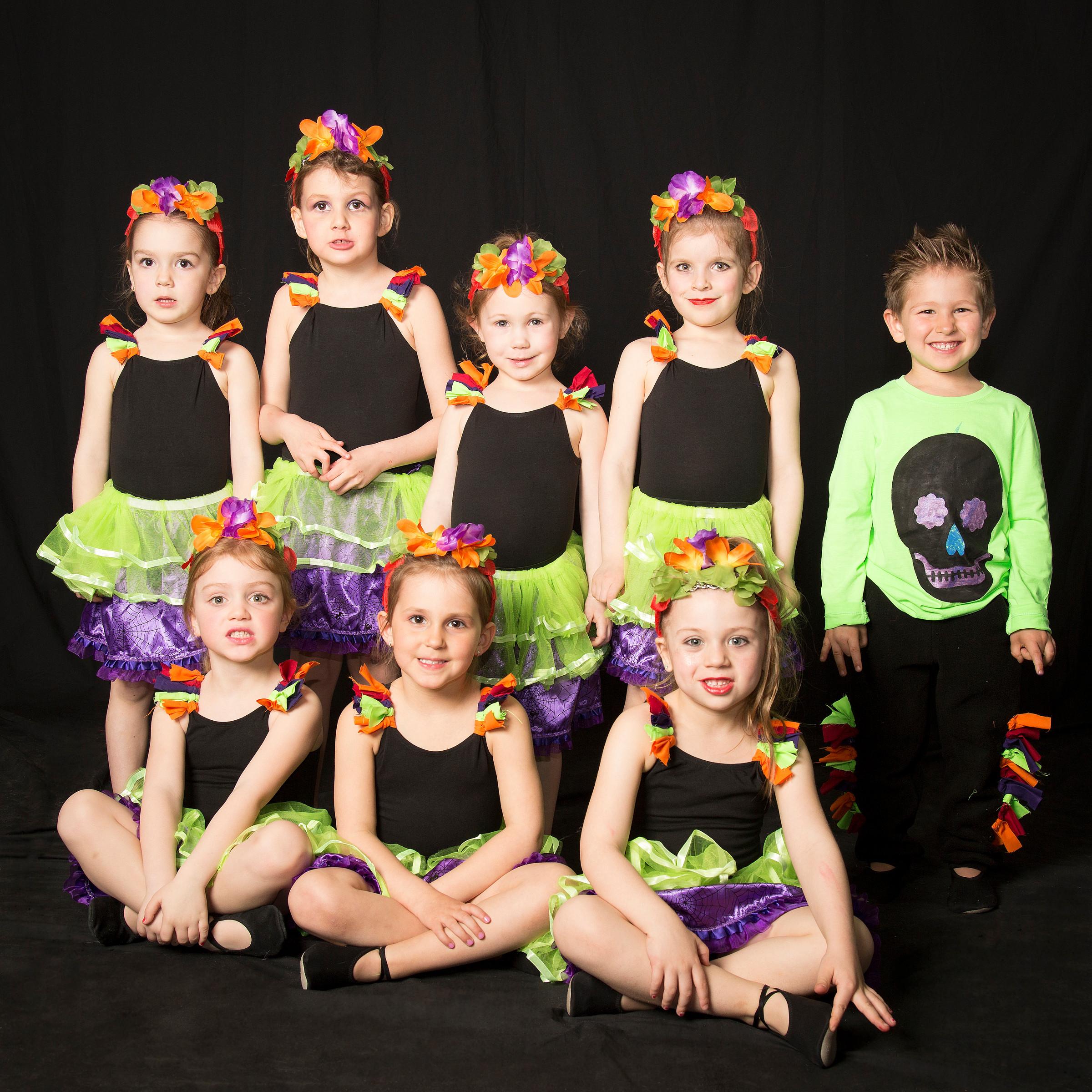 Ballet Jazz 3-4 ans