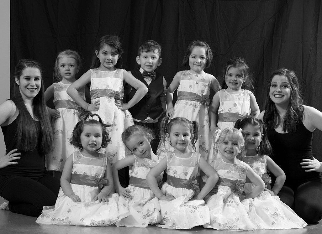 Ballet Classique Niveau 1 (4 ans et +)