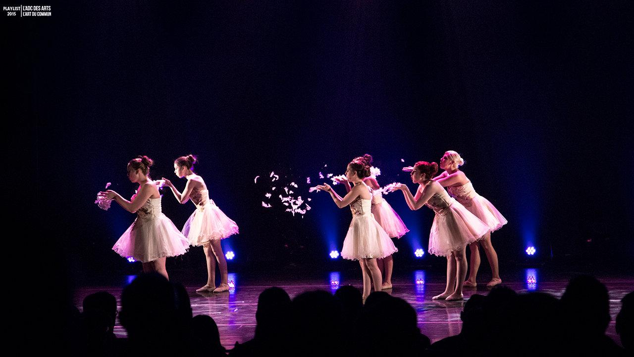Ballet Classique Niveau 3 (Ado/Adulte)