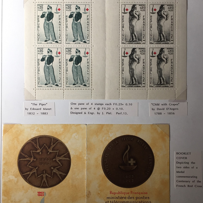 Charity and Poster Stamps