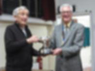 Eddie receives the Harmer  Bowl.JPG