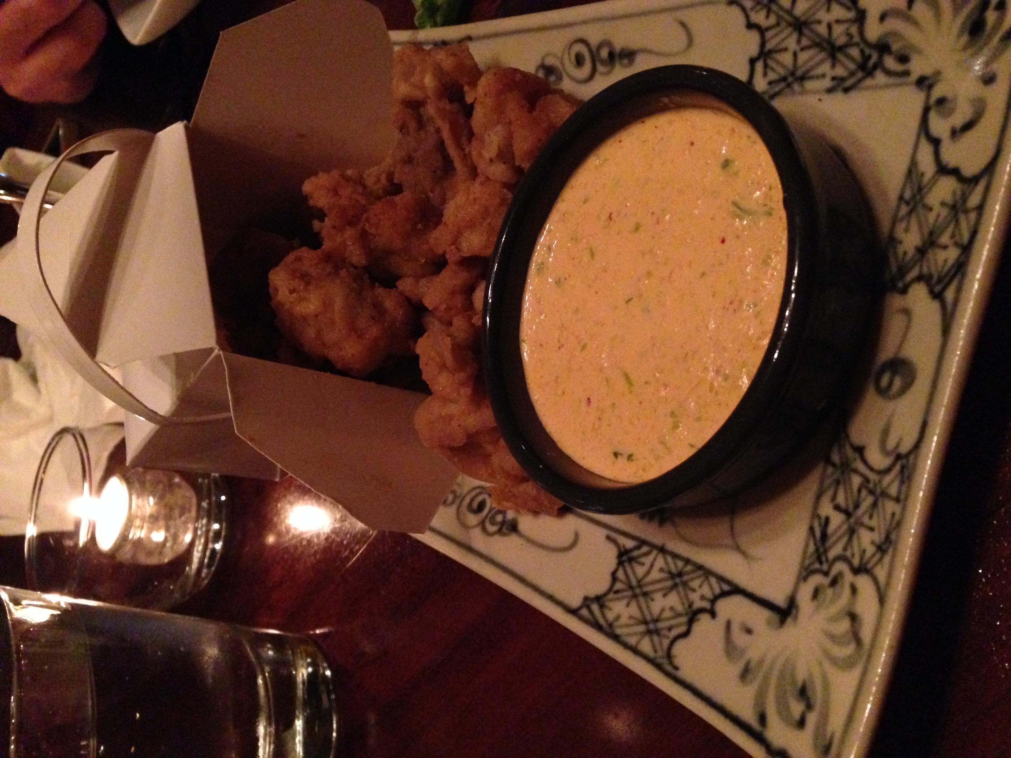 Popcorn Chicken, Libertine