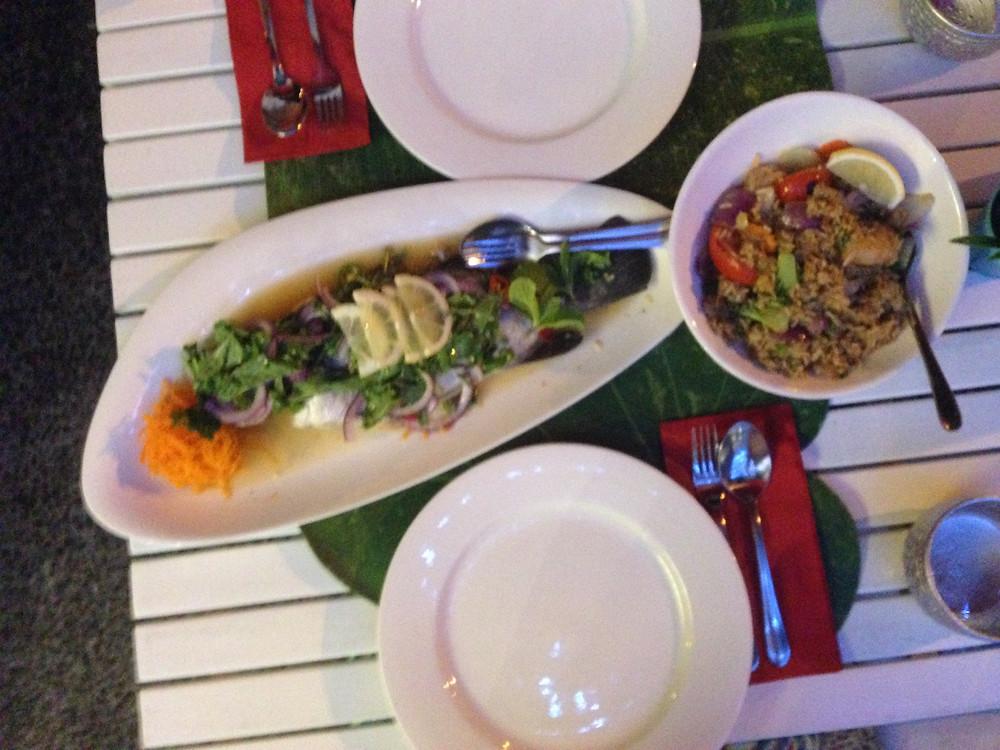Thai Antique Carina Heights Brisbane Australia Food Blog
