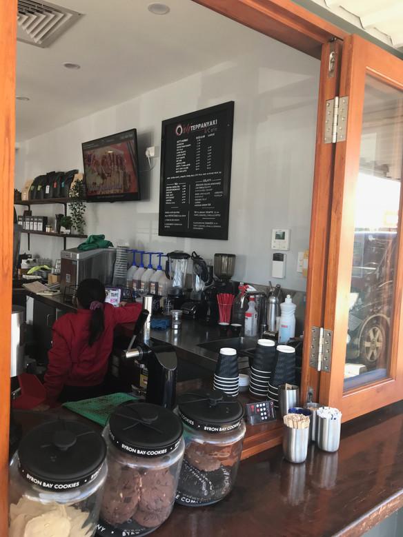 Review: Oishi Teppanyaki and Cafe - Slacks Creek