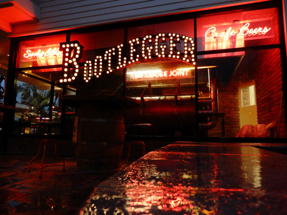 Review: Bootlegger Restaurant