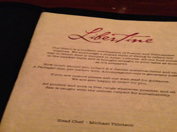 Welcome to Libertine