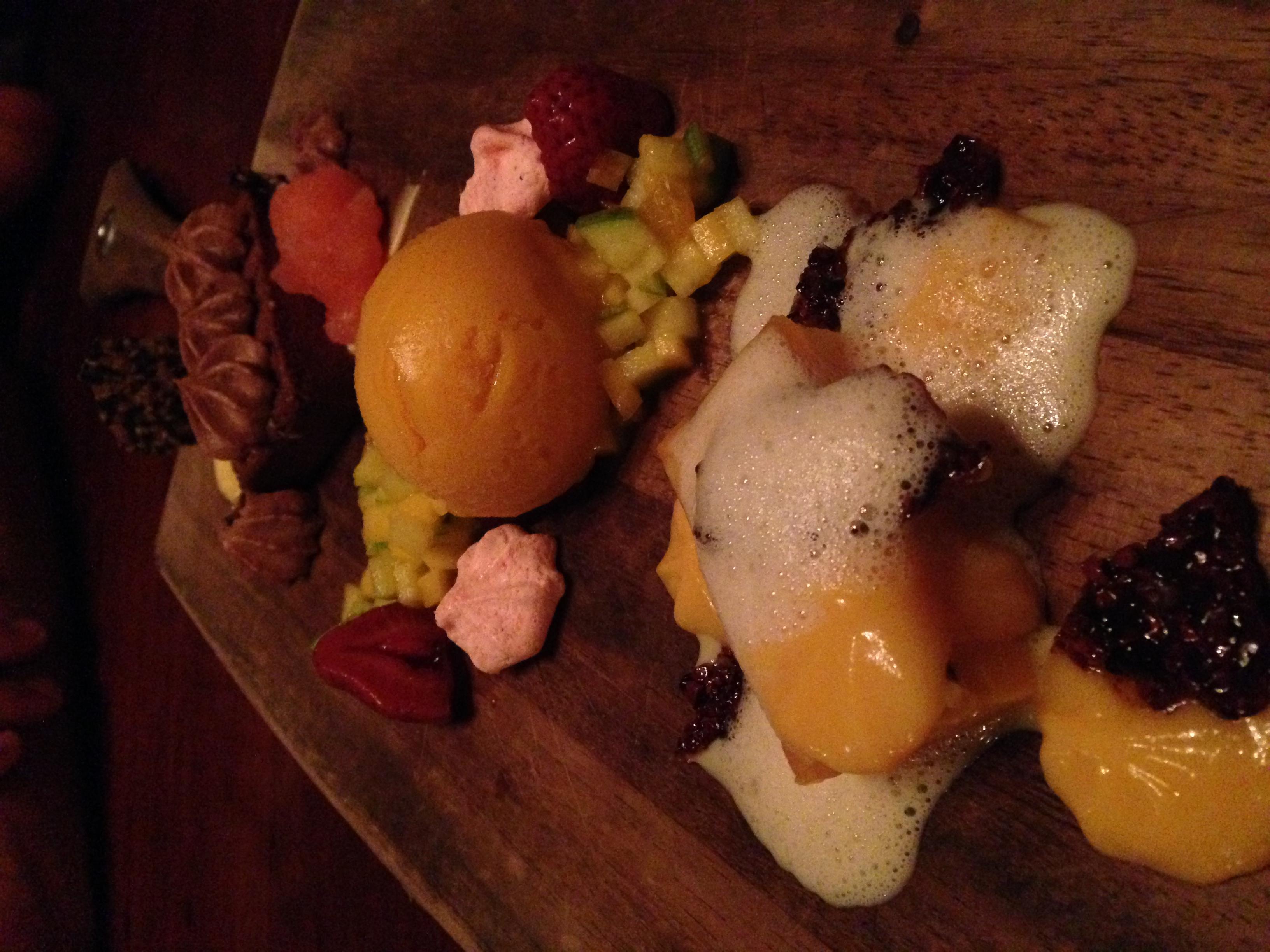 Dessert Platter, Libertine.