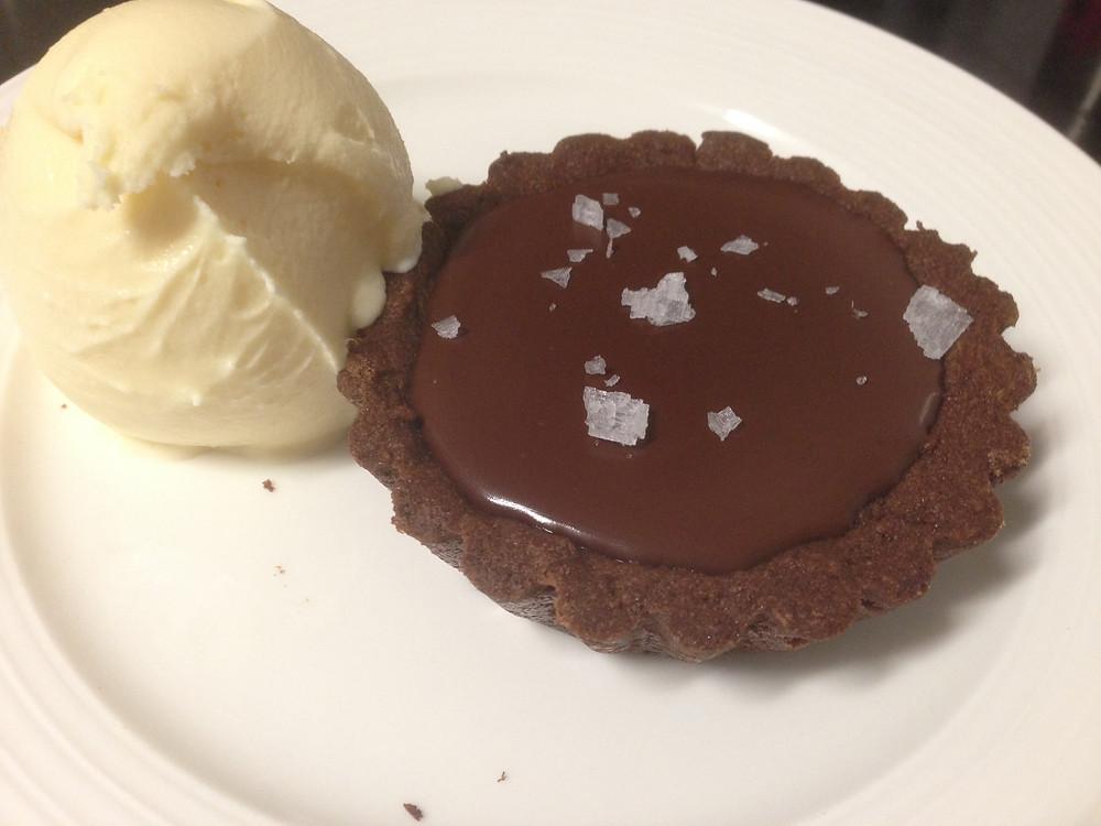 Brisbane Foodie Donna Hay Salted Chocolate Caramel Tart Mini