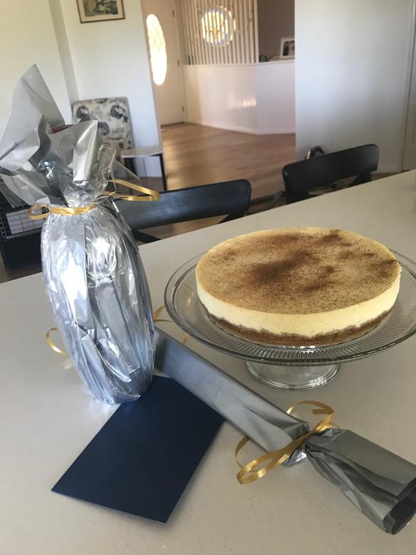 Easy, Versatile, Delicious Baked Cheesecake