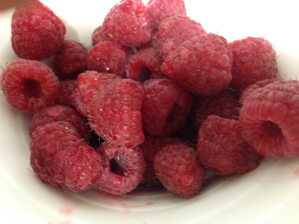 fresh raspberries queensland australia