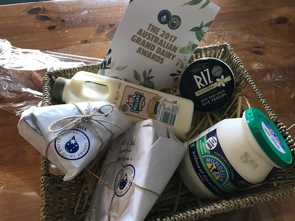 Love cheese? Yoghurt? Cream? The 2017 Australian Grand Dairy Awards seek out the best in the country