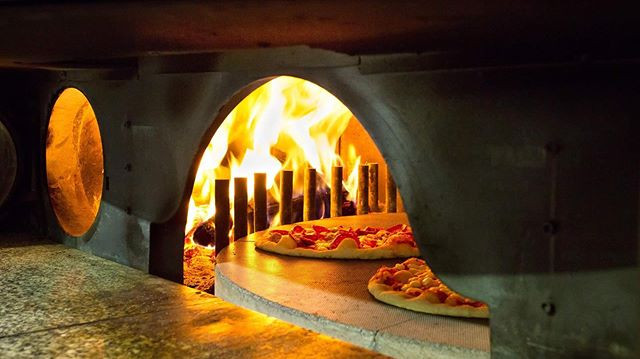 We're firing up for our Tuesday pizza ni