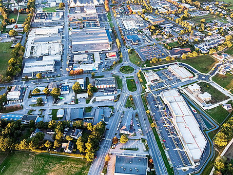 Où investit REDON agglomération en 2019 ?