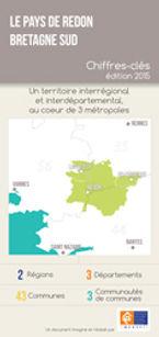 Chiffres-clés du Pays de Redon - Bretagne Sud 2015