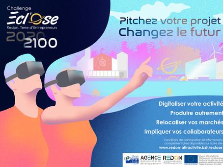 Avec le challenge Ecl'Ose, les entreprises de Redon tournées vers 2100 !