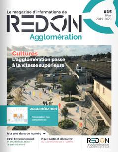 Magazine REDON Agglomération