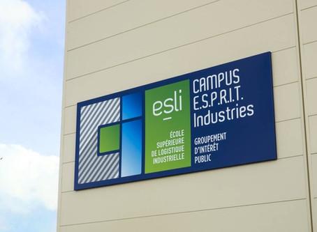 Le campus Esprit de plus en plus connecté