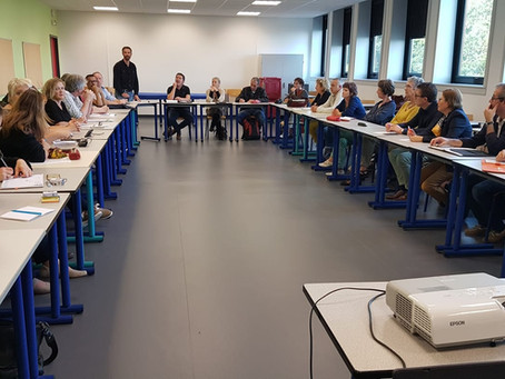 École & Entreprise - Rencontre du 1er octobre 2019