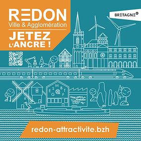 Plaquette Redon Ville & Agglomération