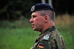 OC - German Host Unit