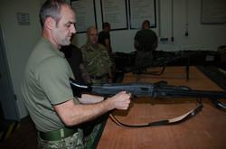 German weapons Training