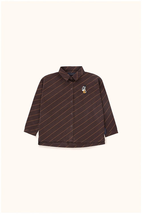 Diagonal Stripes Shirt