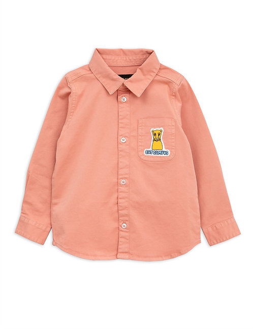 Cat Campus Woven Shirt