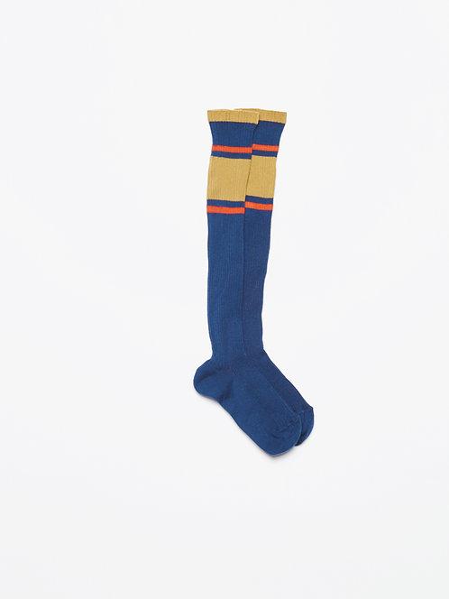 Chausette Haute Rayure Stripes Tall Socks