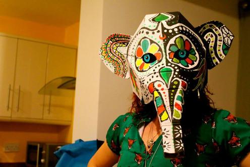 Elephant Mask (2014)