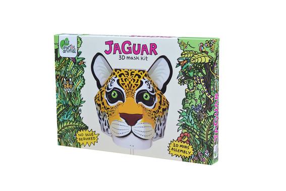 Jaguar Mask Kit
