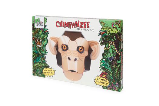 Chimpanzee Mask Kit
