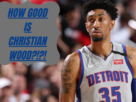 VIDEO: How Good is Christian Wood?