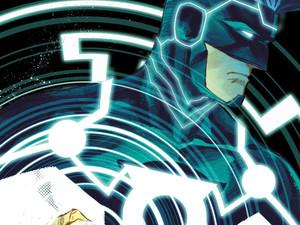 Commentary: Justice League: Green Lantern: The Darkseid War