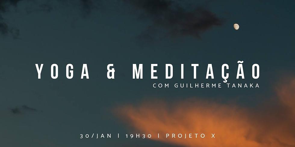 Aula especial: Yoga & Meditação