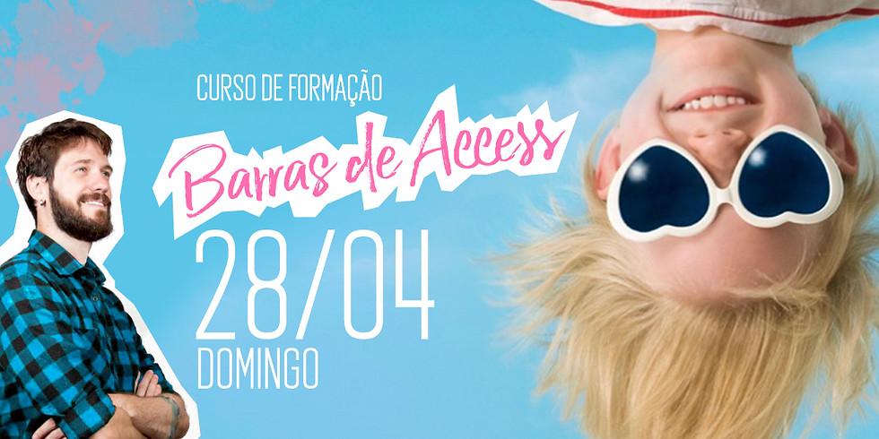 Curso de Barras de Access ® com Rodrigo Bontempo
