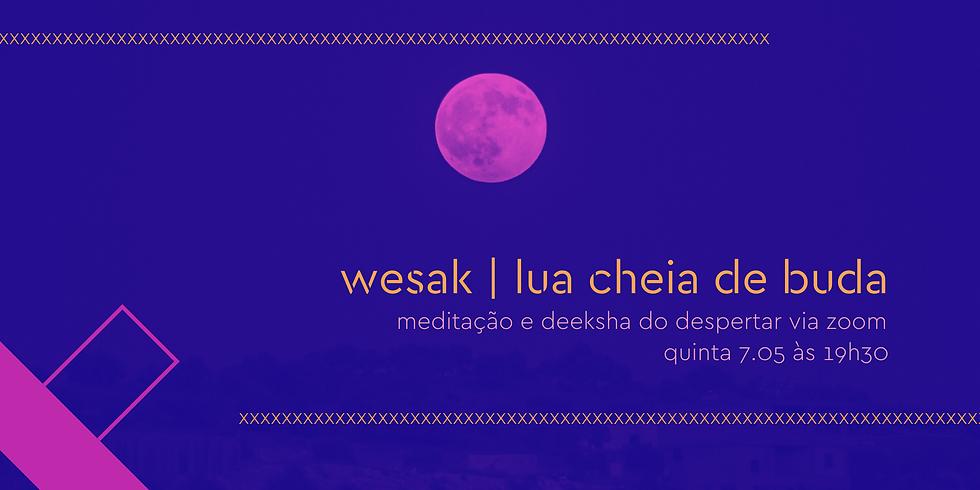 wesak | lua cheia de buda