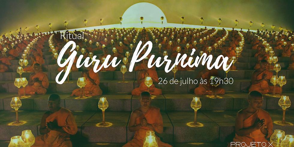 Ritual Guru Purnima