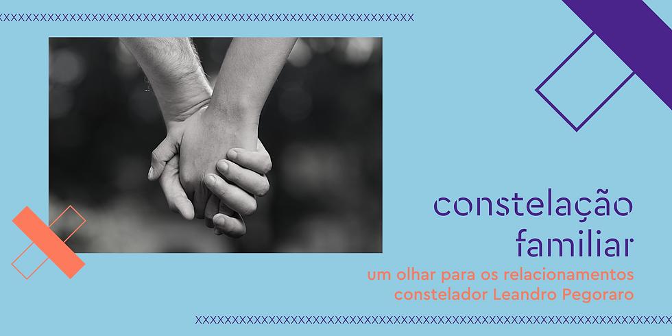 encontro de constelação familiar online : especial relacionamentos