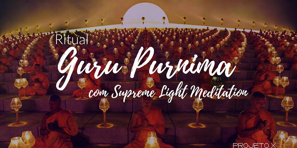 Ritual Guru Purnima - Supreme Light Meditation
