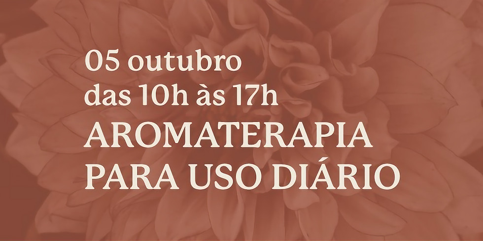 Aromaterapia para Uso Diário   Curso