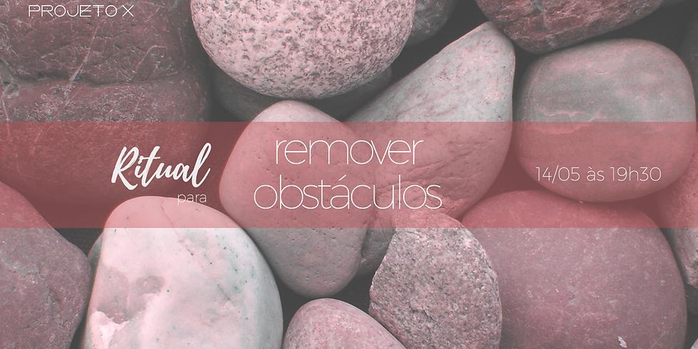 Ritual para Remover Obstáculos