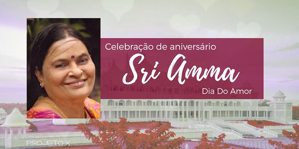 Dia Do Amor - Celebração do Aniversário de Sri Amma