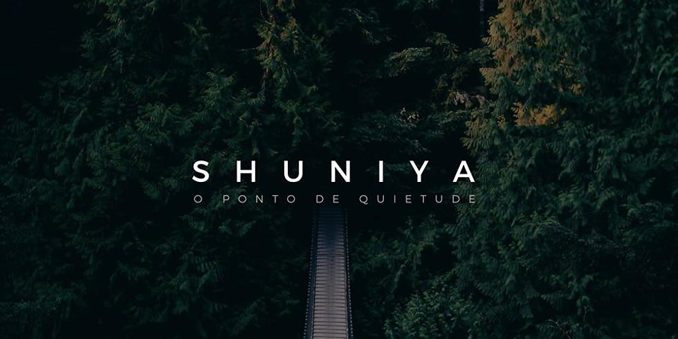 Meditação Shuniya: o ponto de quietude