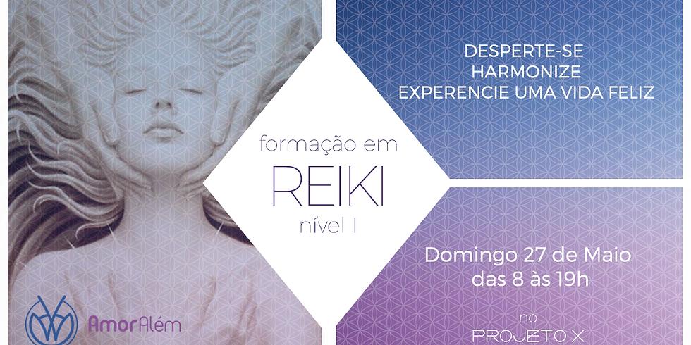 Formação em Reiki - Nível 1
