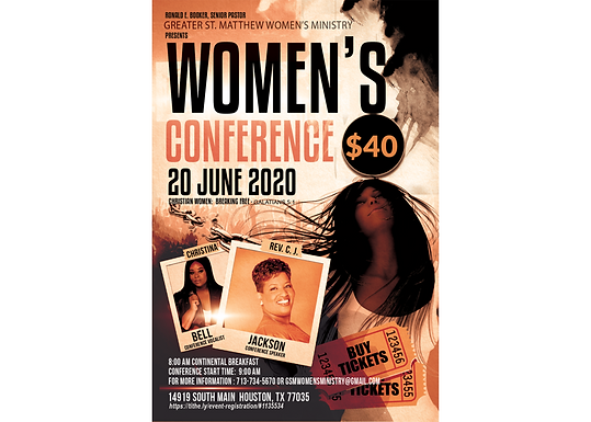 Women's Conference 2020